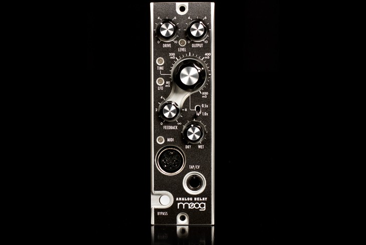 500 Series Analog Delay