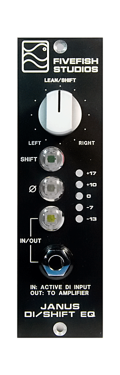 Janus Active-DI/Shift EQ