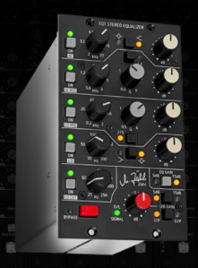 EQ1 - STEREO EQUALIZER