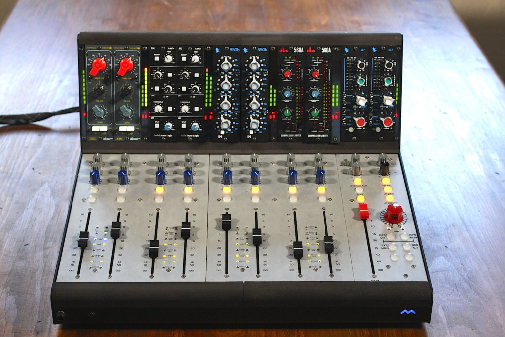 diagram for ocean mixer 500 series modules  mixer 500 series modules